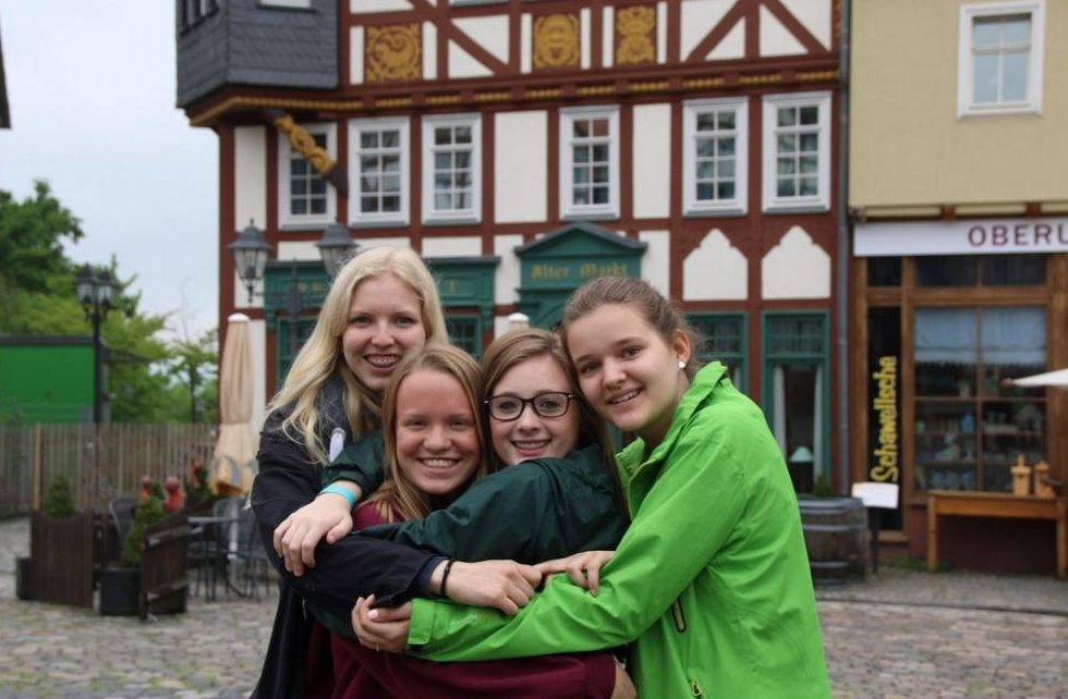 German Youth Exchange 2016