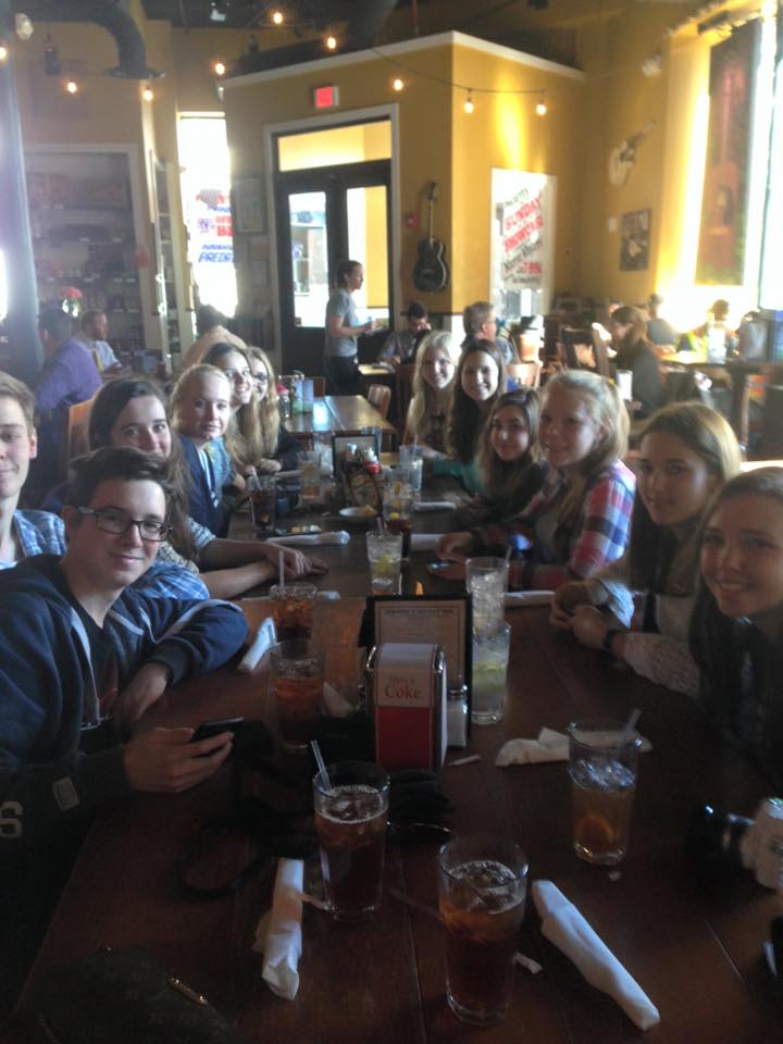 Pucketts Germany 2016 Youth Exchange