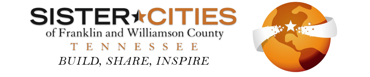 Sister Cities of Franklin and Williamson County