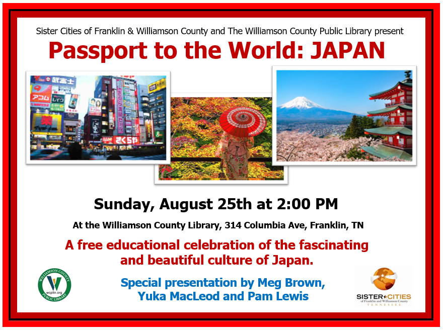 Passport to the World: Japan