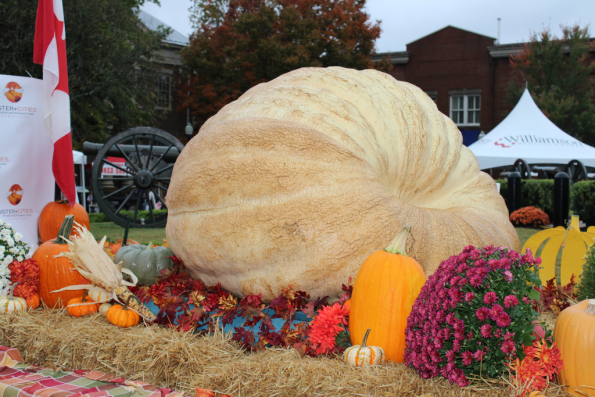 Sister Cities Pumpkinfest